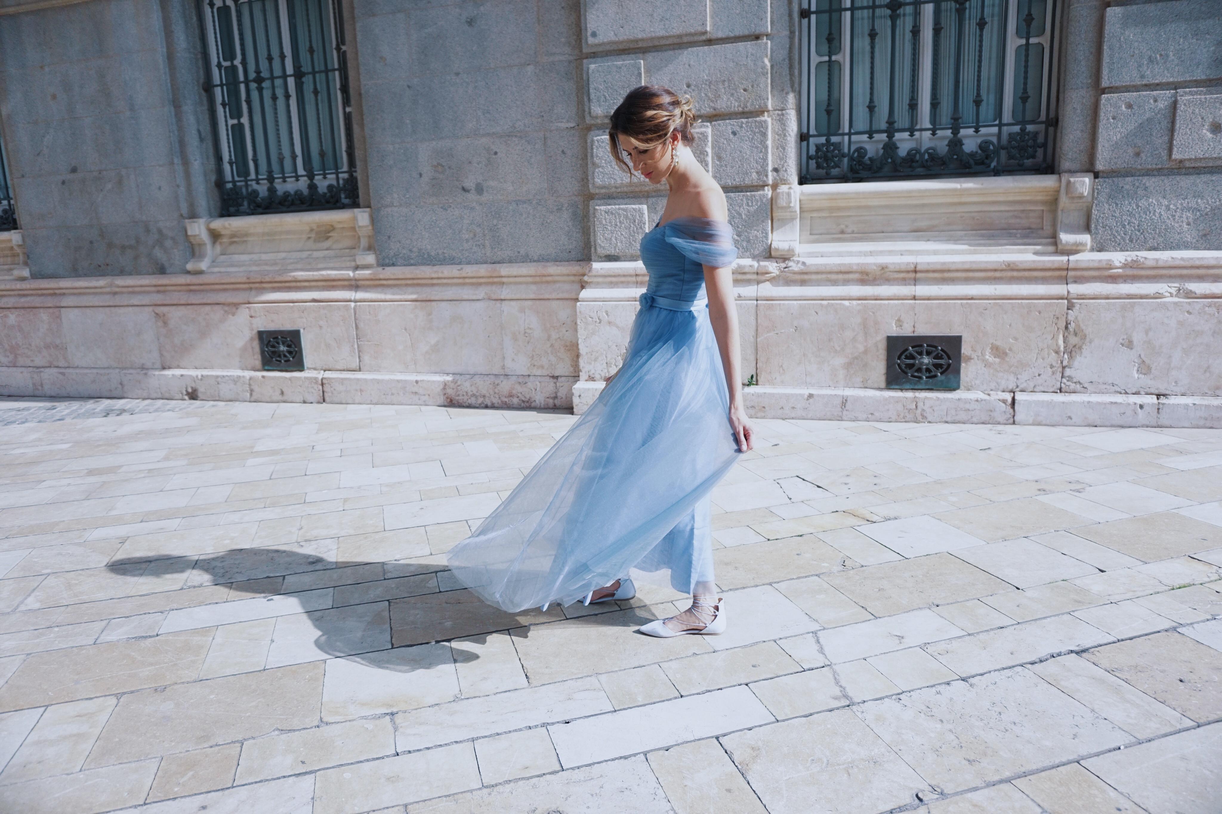 DIARIES | Spanische Hochzeit – mein persönlicher Cinderella Moment