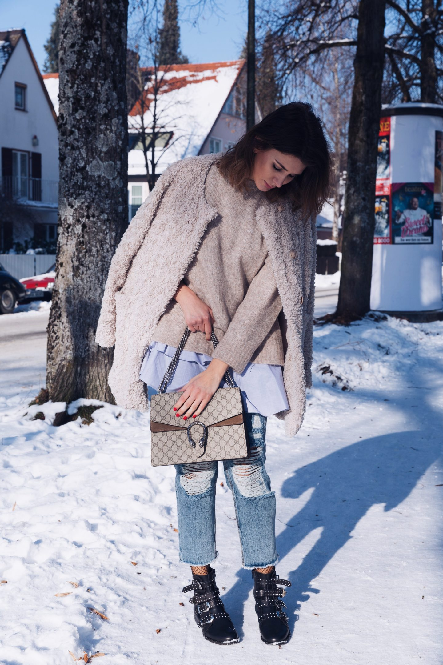 OUTFIT | Sheep layers