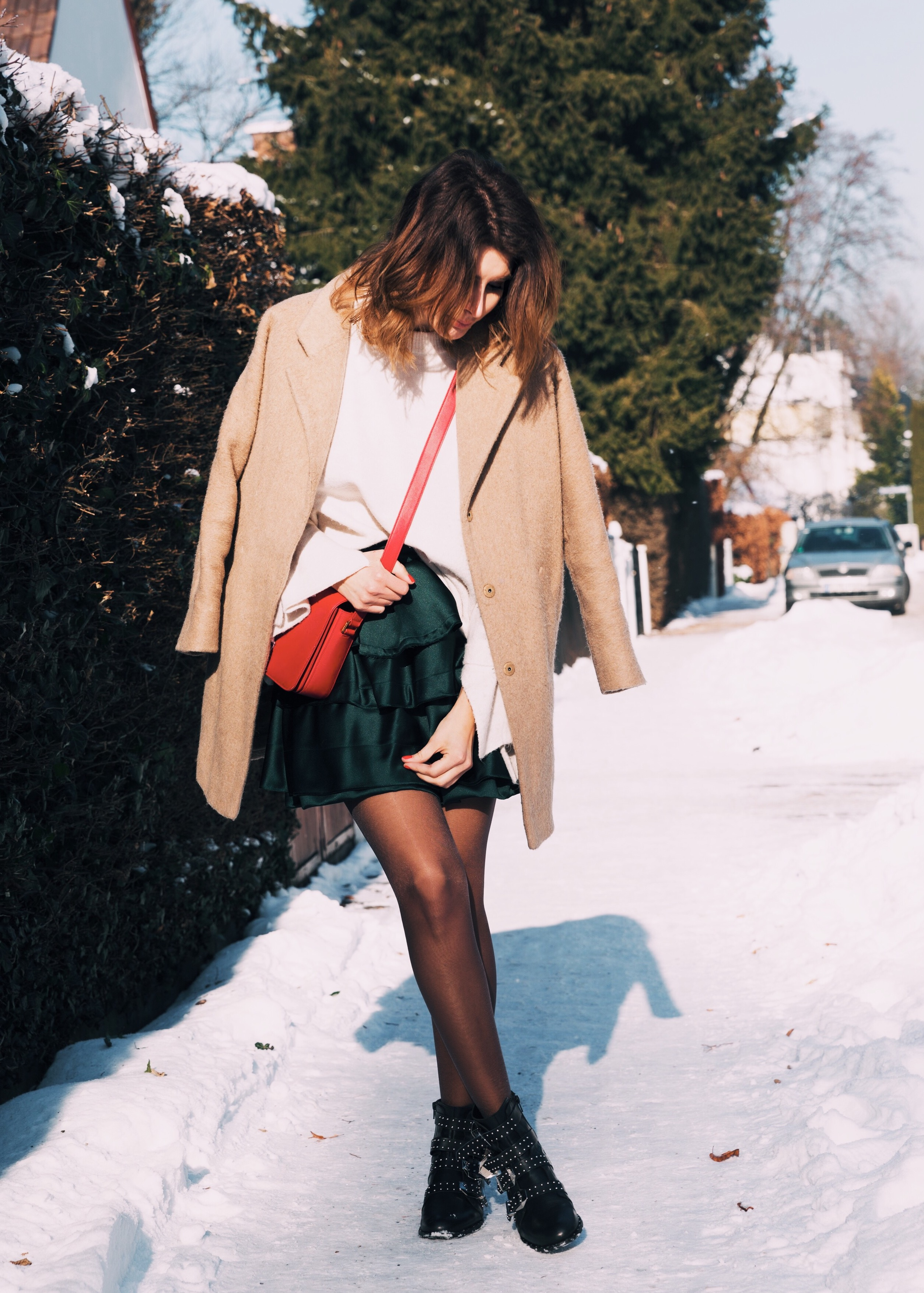 OUTFIT | WINTER SCHOOL GIRL