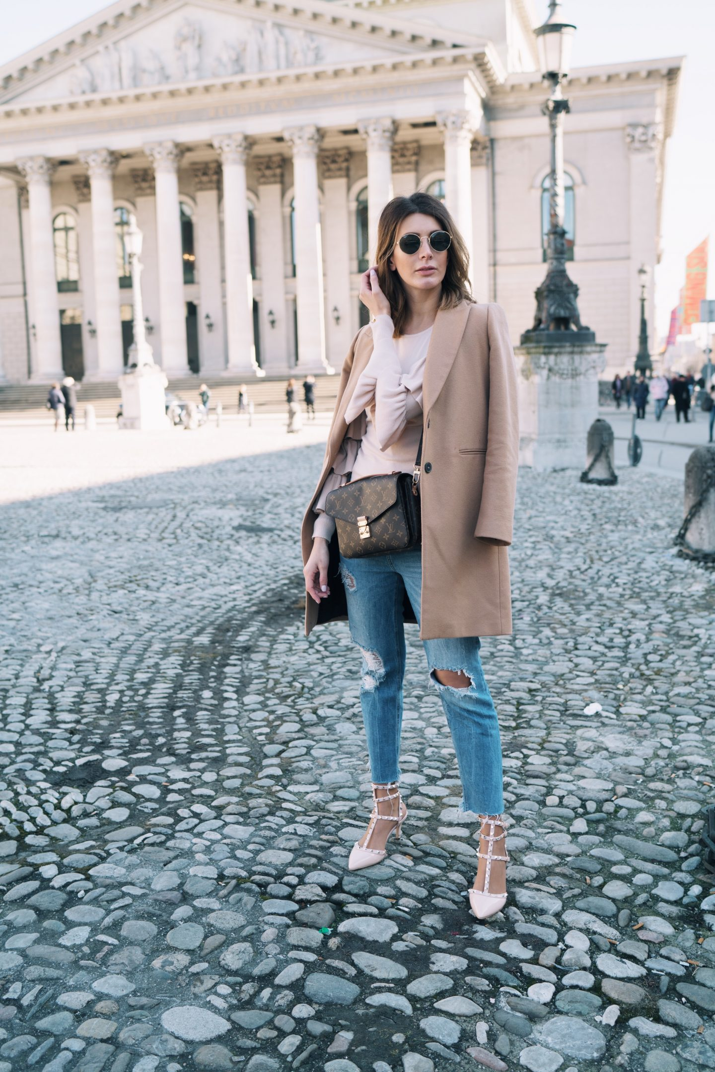 OUTFIT | nude Statement