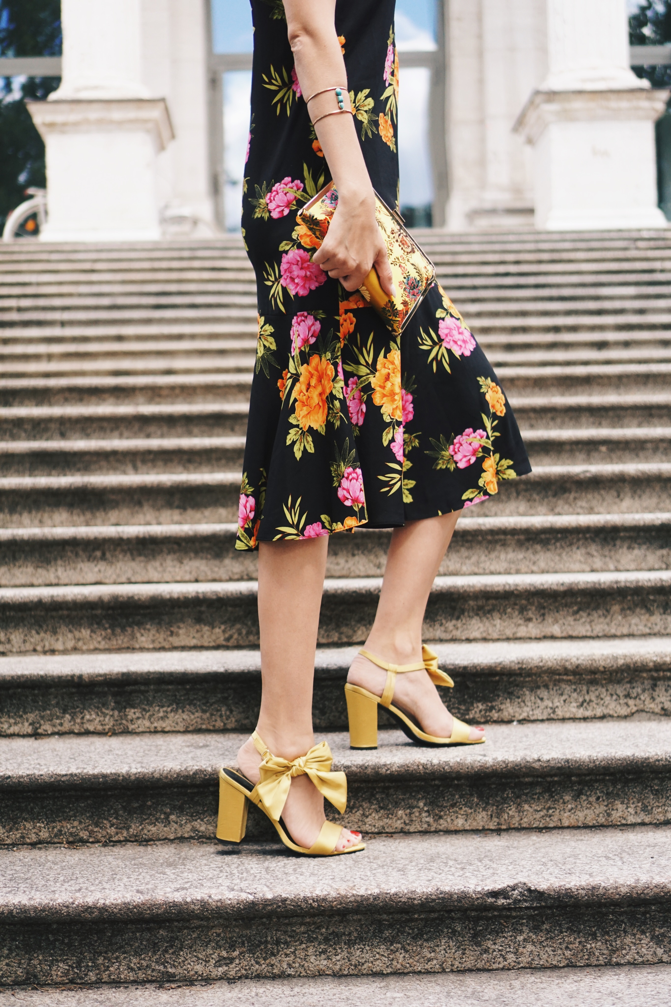 Comfy but stylish – it's all about the shoes