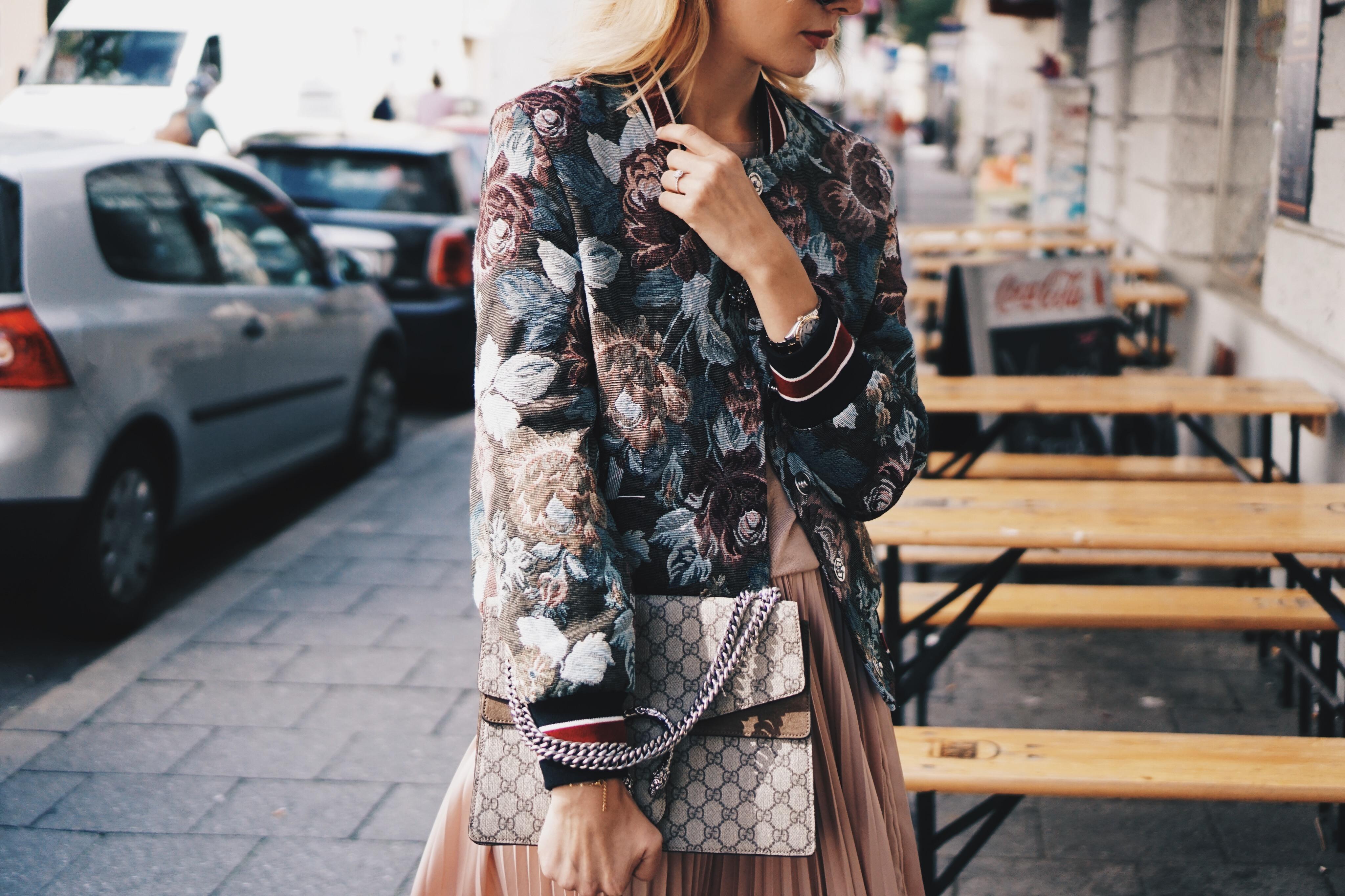 Trendreport: Diesen Herbst tragen wir Brokat