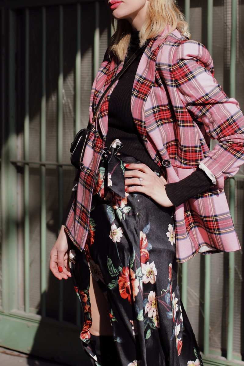 pinker-karo-blazer