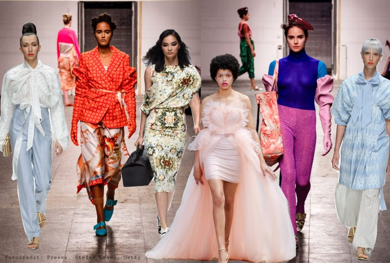 Berlin Fashion Week: The most important trends for summer 2019