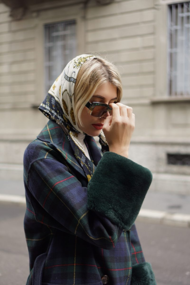 Headscarf – fashion statement or religion?