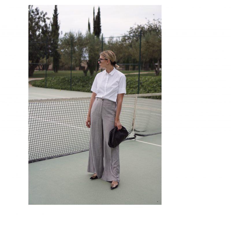 #timelessclassics – Die Halbarm Bluse